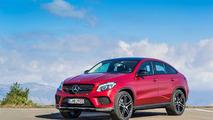 Mercedes-AMG GLE43-4MATIC rojo