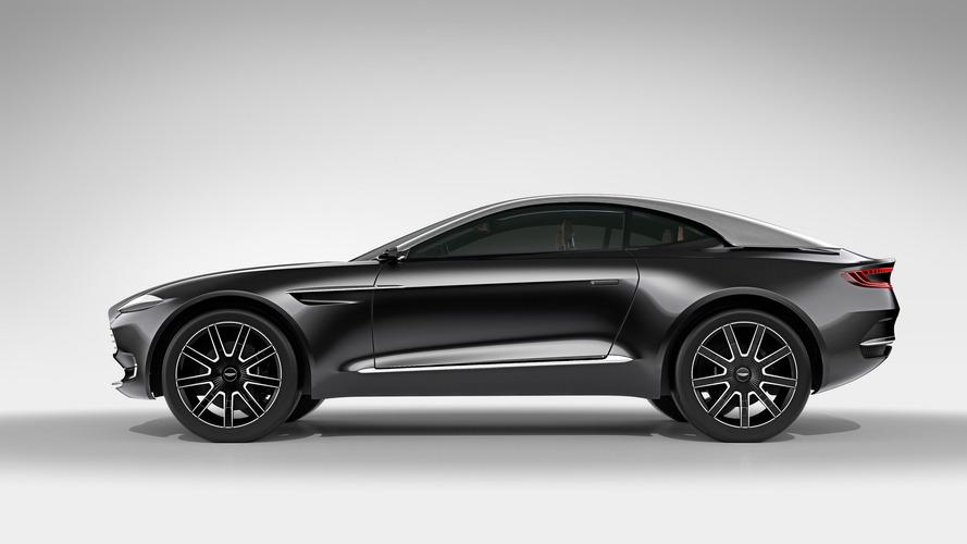 Le SUV d'Aston Martin s'appellera-t-il