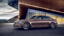 Fancy BMW 7 Series long wheelbase Rose Quartz costs almost $260k