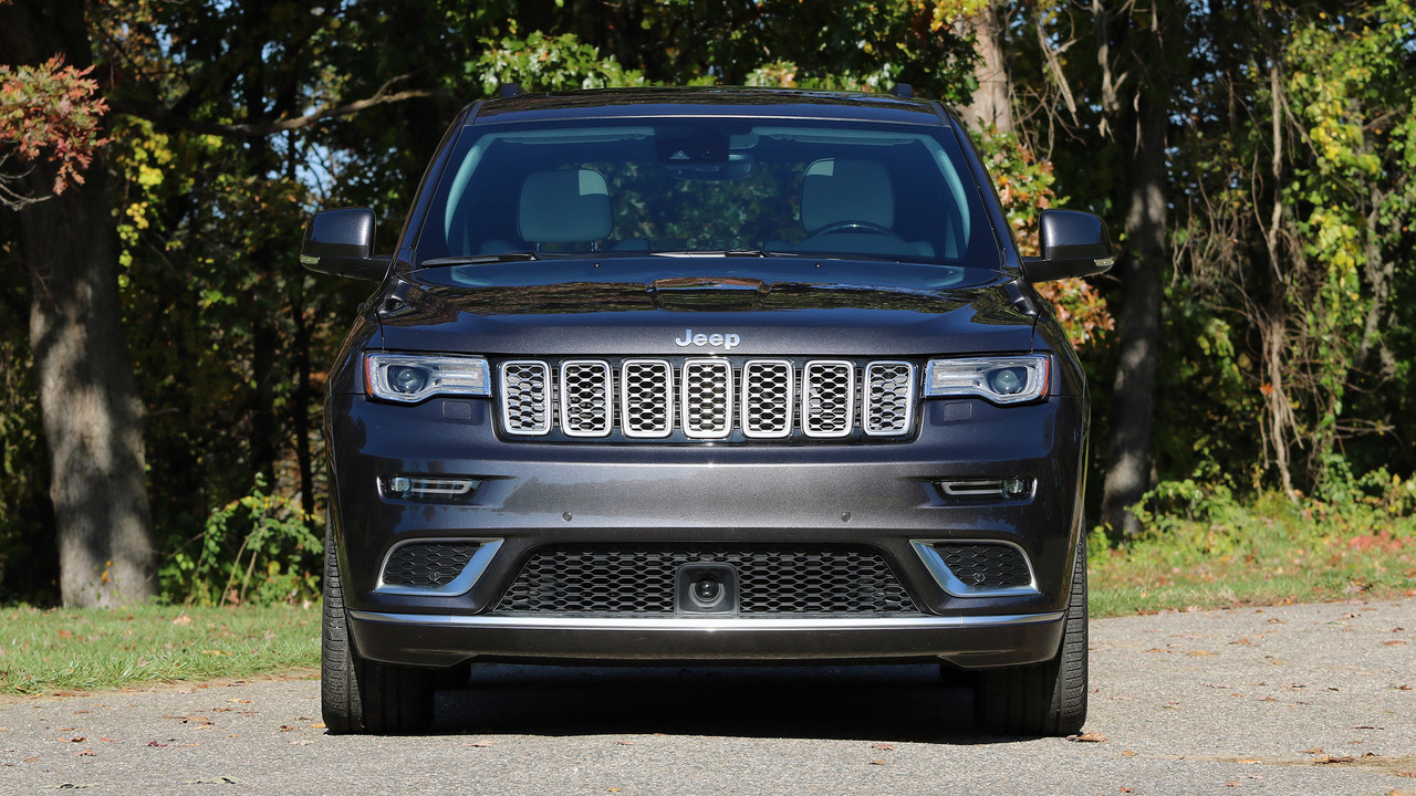 2017 jeep grand cherokee summit review photo gallery. Black Bedroom Furniture Sets. Home Design Ideas