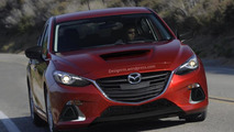 Mazda3 MPS coming in 2016 with 300 bhp & all-wheel drive
