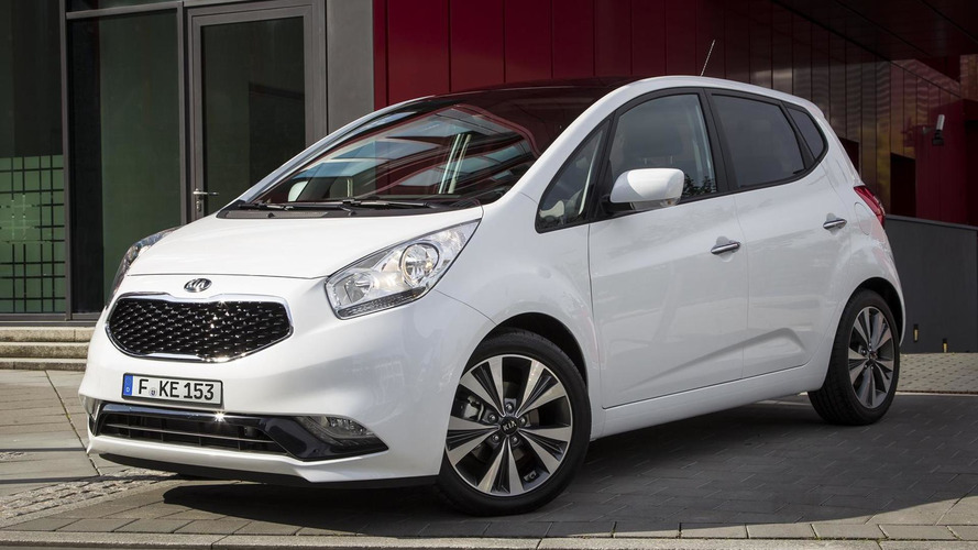 2015 Kia Venga facelift goes official with exterior & interior cosmetic tweaks