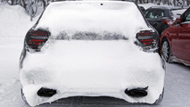 2016 Mercedes A-Class facelift spy photo