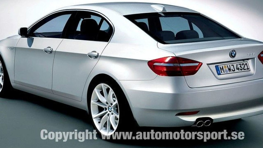 Next Generation BMW 5 Series Debut in 2010