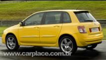 Linha 2009 do Fiat Stilo chega às lojas com mais itens de série e novos kits