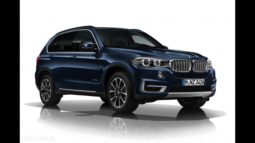 BMW X5 Security Plus Concept