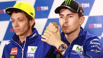 Joute verbale entre Rossi et Lorenzo après le Grand Prix de Saint Marin