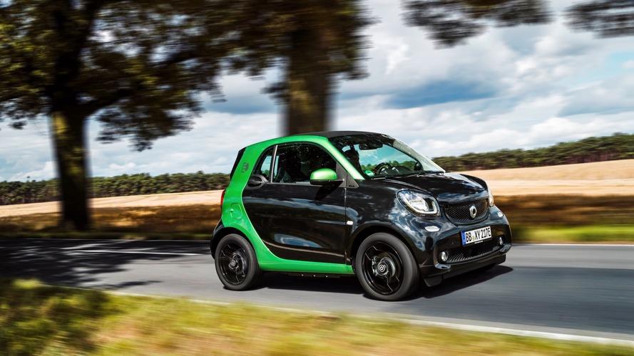 Smart ne vendra plus que des véhicules électriques aux Etats-Unis