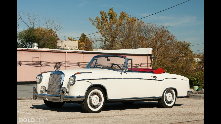 Mercedes-Benz 220S Convertible