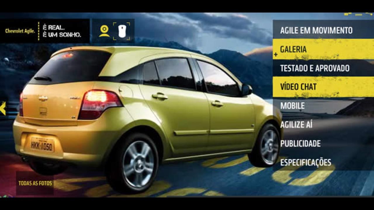 Diretor de Engenharia da Chevrolet tira dúvidas técnicas do Agile por vídeo chat