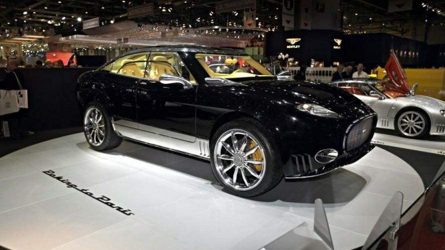 Spyker crossover üretimine geçeceğini doğruladı, V12 motor kullanılacak