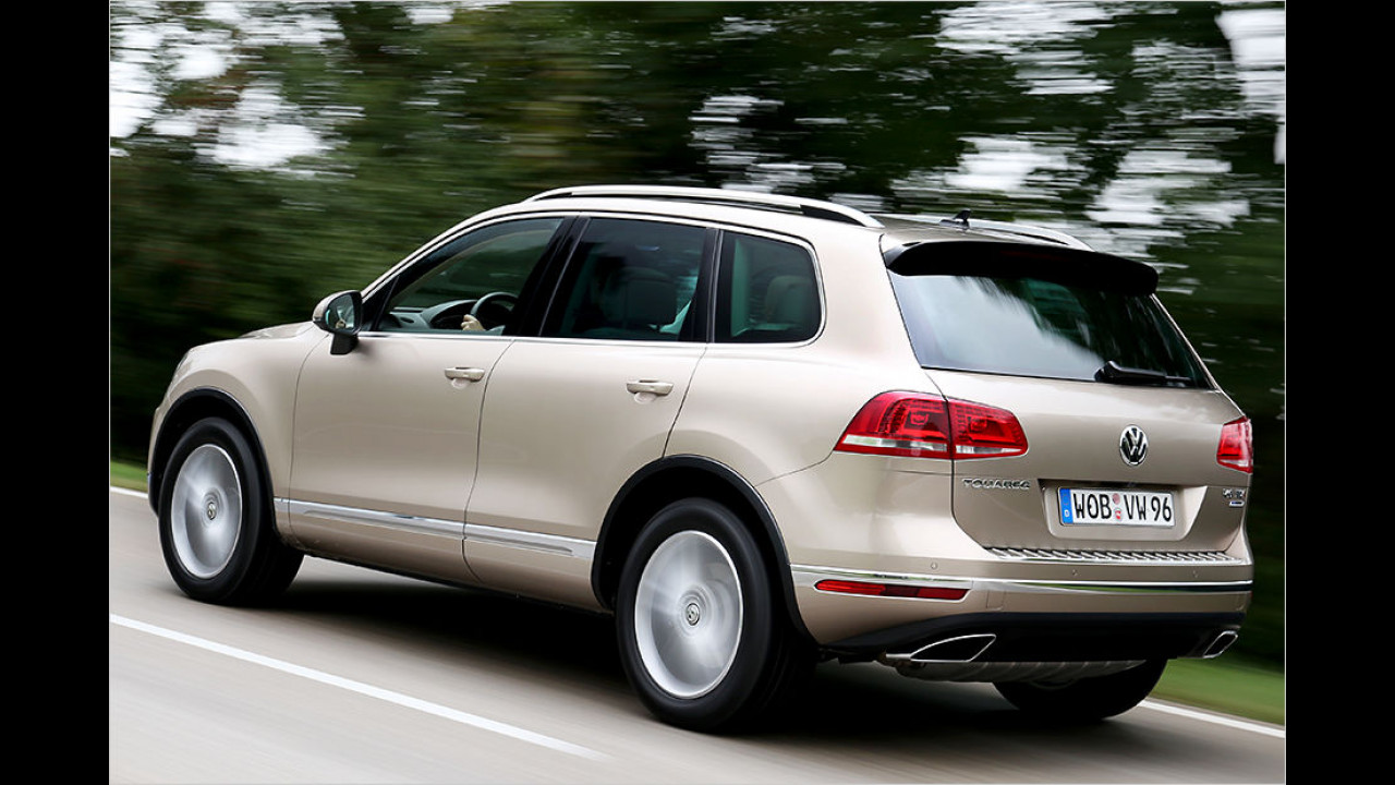 VW Touareg (seit 2010)