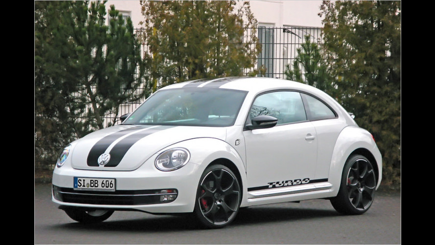 B&B VW Beetle: Power-Käfer mit 320 PS