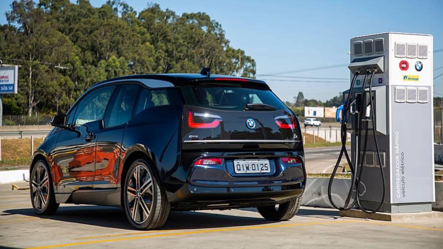 BMW e EDP criam maior corredor para carros elétricos da América Latina