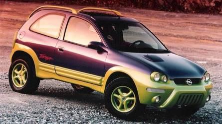 Conceitos esquecidos: Chevrolet Corsa Tonga antecipou moda dos aventureiros