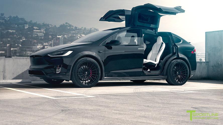 Tesla Model X P100D T Largo - Limité à seulement 20 exemplaires
