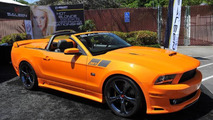 Saleen reveals 351 Mustang prototype