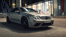 Prior Design introduces a CLK Black Series inspired body kit