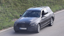2015 Mercedes C-Class Estate spy photo 23.9.2013