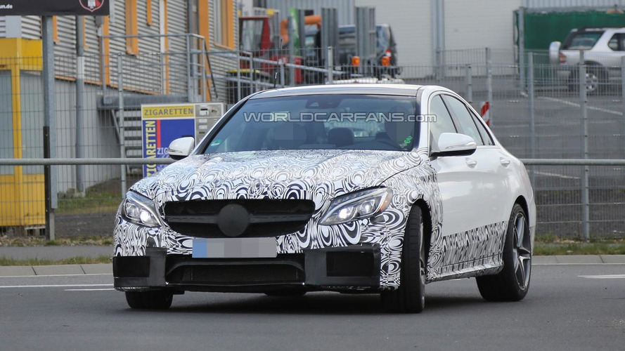 Mercedes-Benz C63 AMG S confirmed with more power - report