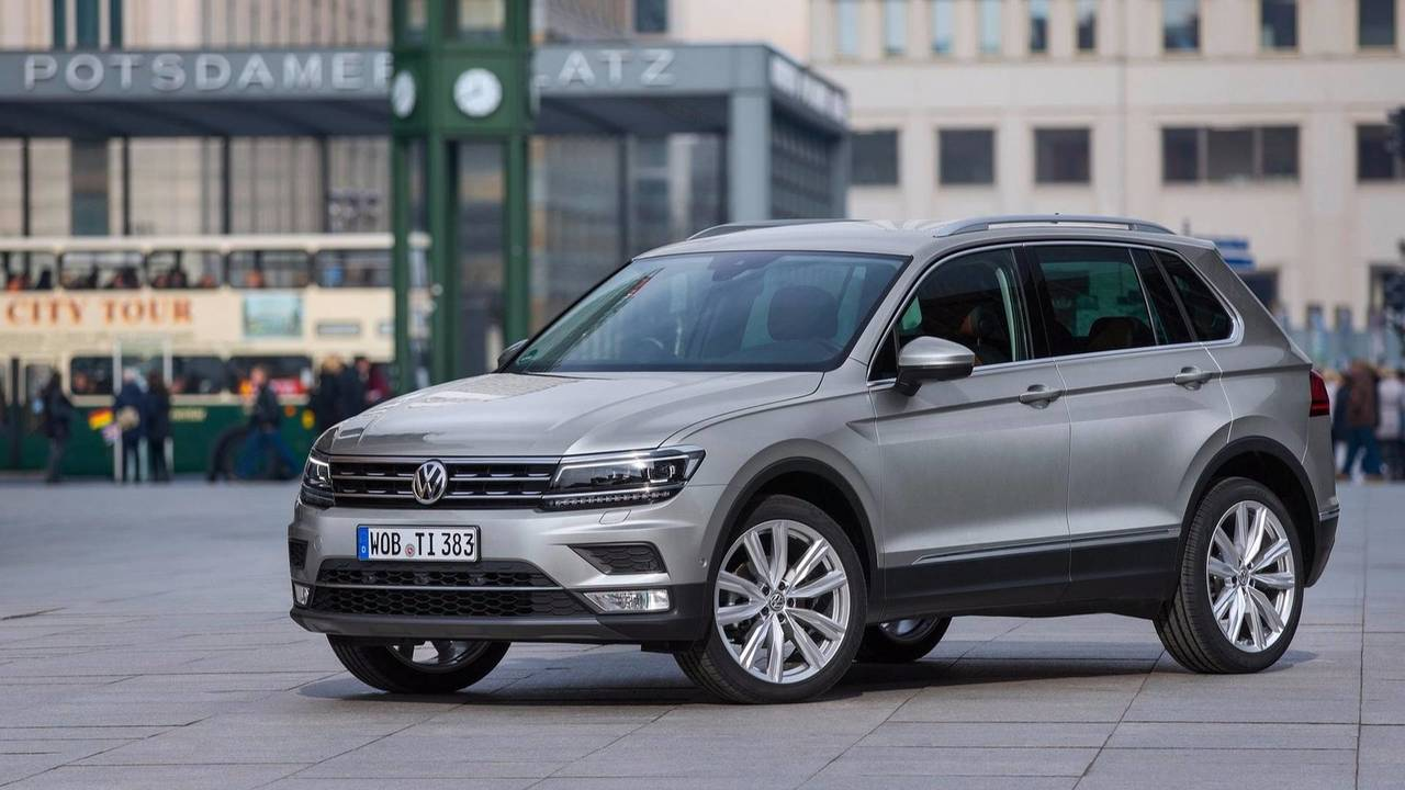 19 - Volkswagen Tiguan
