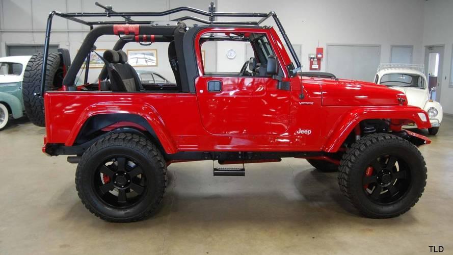 Viper Powered Jeep Wrangler