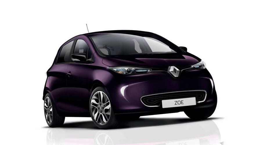 Renault lance une Zoé de 110 chevaux
