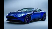 DB11 Q by Aston Martin, una perla blu a Ginevra