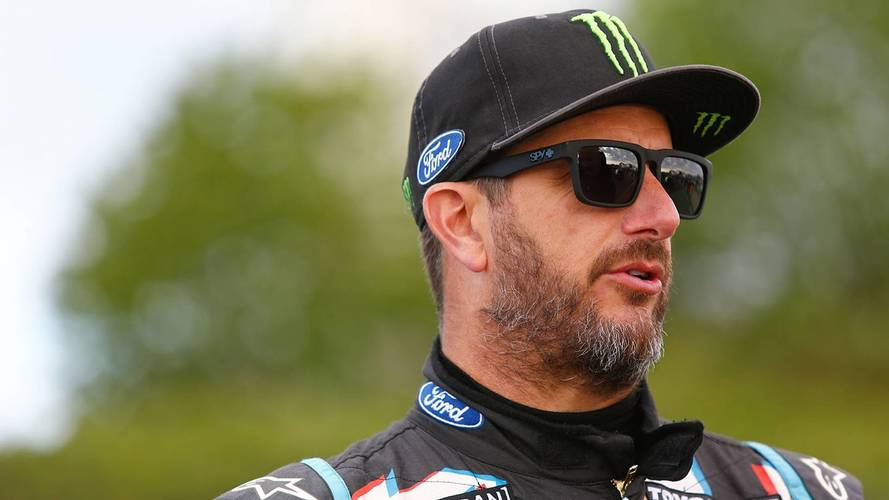 Ford - Le retour de Ken Block en WRC serait possible en 2018