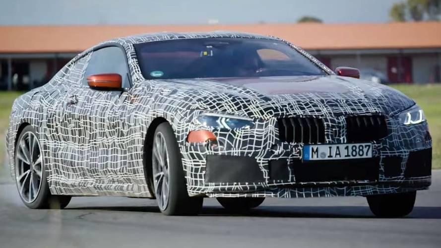 La BMW Série 8 serait dévoilée le 15 juin au Mans
