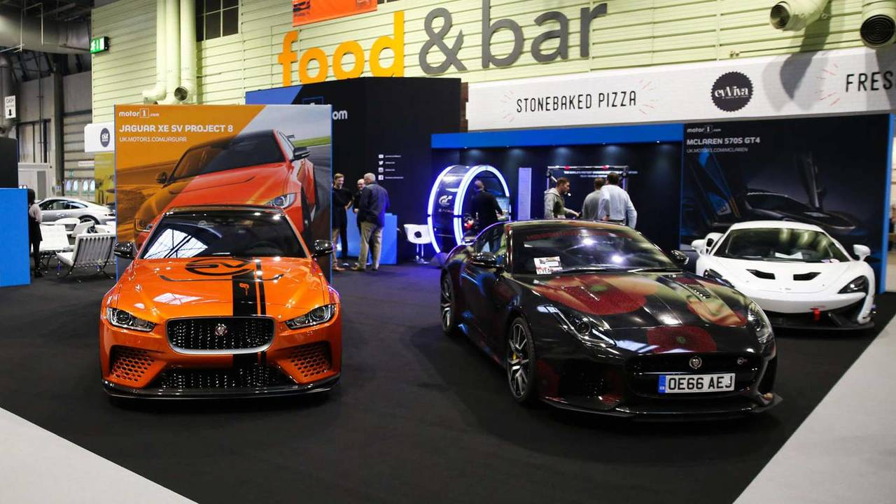 Motor1.com standı Autosport International