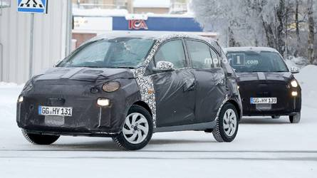 Flagra - Hyundai testa subcompacto rival do Kwid