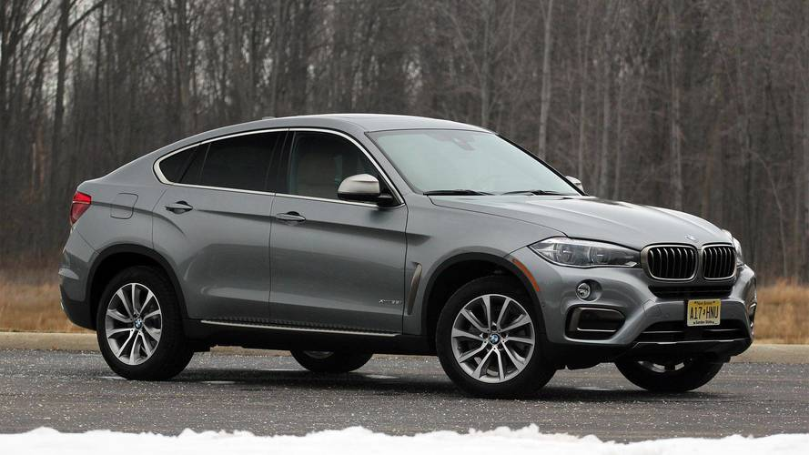 2018 BMW X6 xDrive35i: Review
