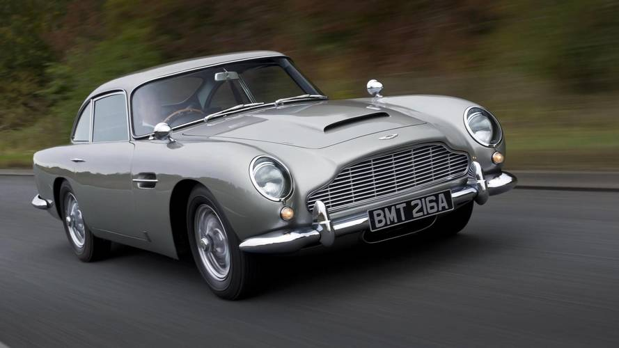 Aston Martin DB5: The most famous car in the world