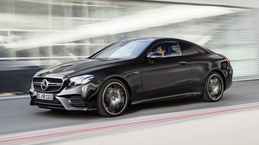 2018 Mercedes-AMG E53 Coupe and Cabriolet