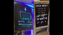 Nissan Electric Café a Parigi
