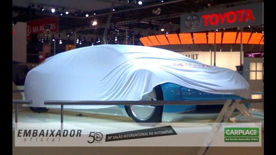 Bastidores: Conceitos da Toyota no Salão do Automóvel