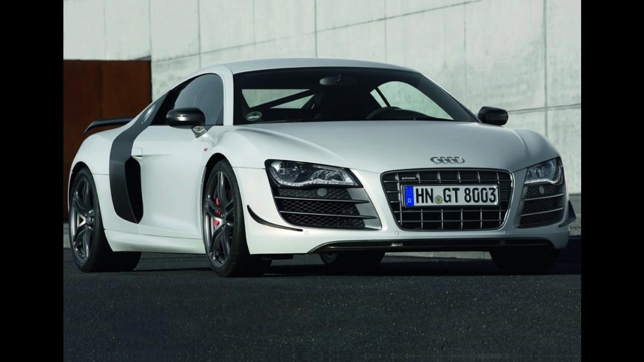 Audi lançará nova geração do esportivo R8 em 2014