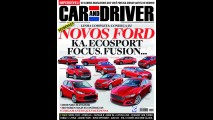 Revista Car and Driver revela Novo KA e o Novo SUV Everest