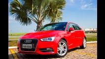 Volta Rápida: Audi A3 Sport aposta alto em tecnologia