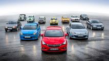 Opel Kadett turns 80