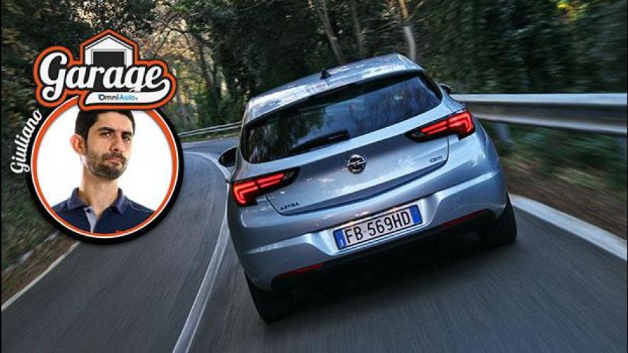 Opel Astra: perde peso, guadagna in tutto [VIDEO]