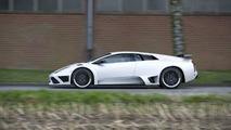 New Photos of the Imsa Lamborghini Murcielago LP640