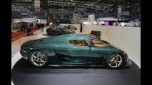 Koenigsegg al Salone di Ginevra 2017