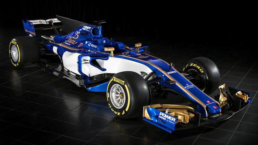 Así es el nuevo Sauber C36 de Ericsson y Wehrlein