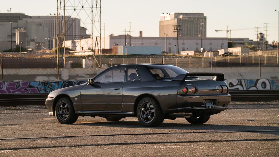Pristine 1989 Nissan Skyline R32 GTR Could Fetch $45K [47 Photos]