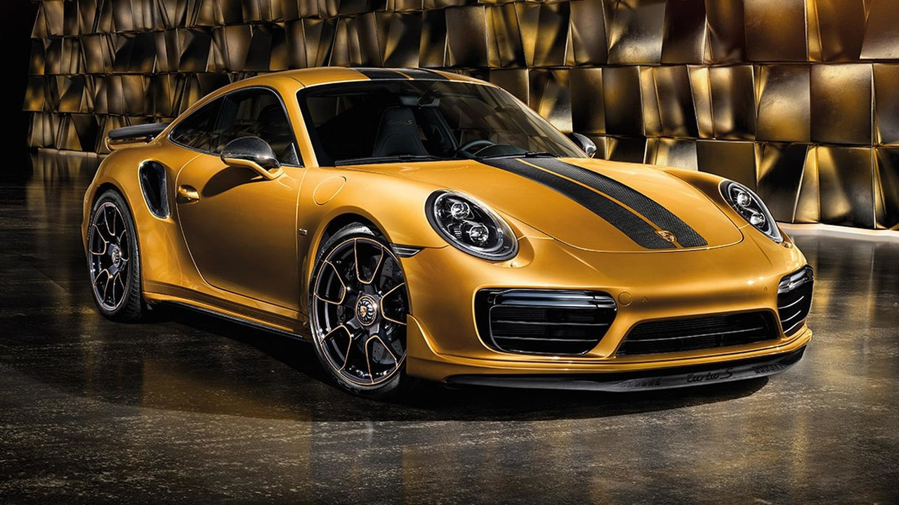 stare at the porsche 911 turbo s exclusive series in new images. Black Bedroom Furniture Sets. Home Design Ideas