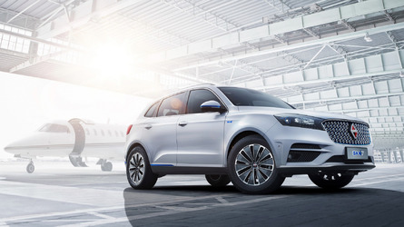 Borgward BXi7 Electric SUV Flies Under The Radar In Shanghai