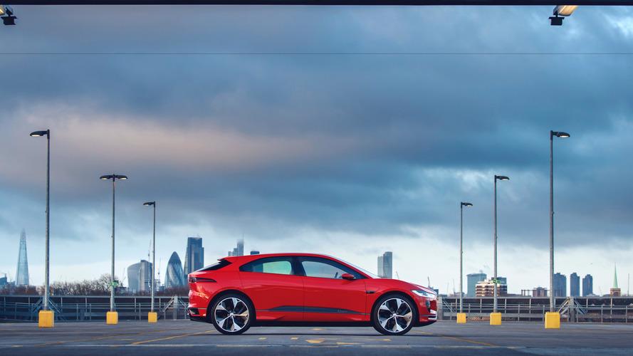 Jaguar I-Pace 2017