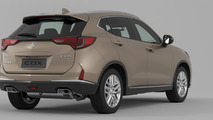 Lista -  10 SUVs compactos não vendidos no Brasil
